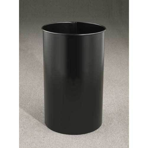 39 Gallon 20 X 29 Open Top Home Office Wastebasket 2029 29 Designer Colors Blue Office Waste Basket Indoor Trash Cans