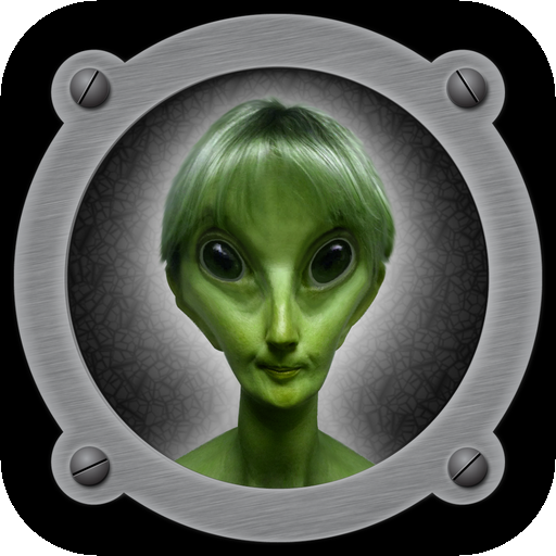 App Price Drop: Alien Booth for iPhone and iPad has