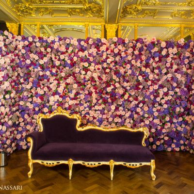 The Floral Experience Masterclass by Karen Tran at the Hotel Cafe Royal in London