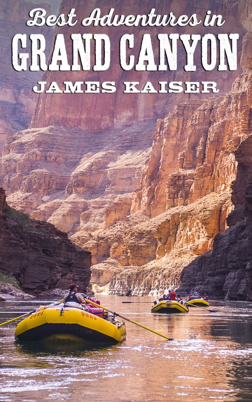 Best Adventures in Grand Canyon National Park