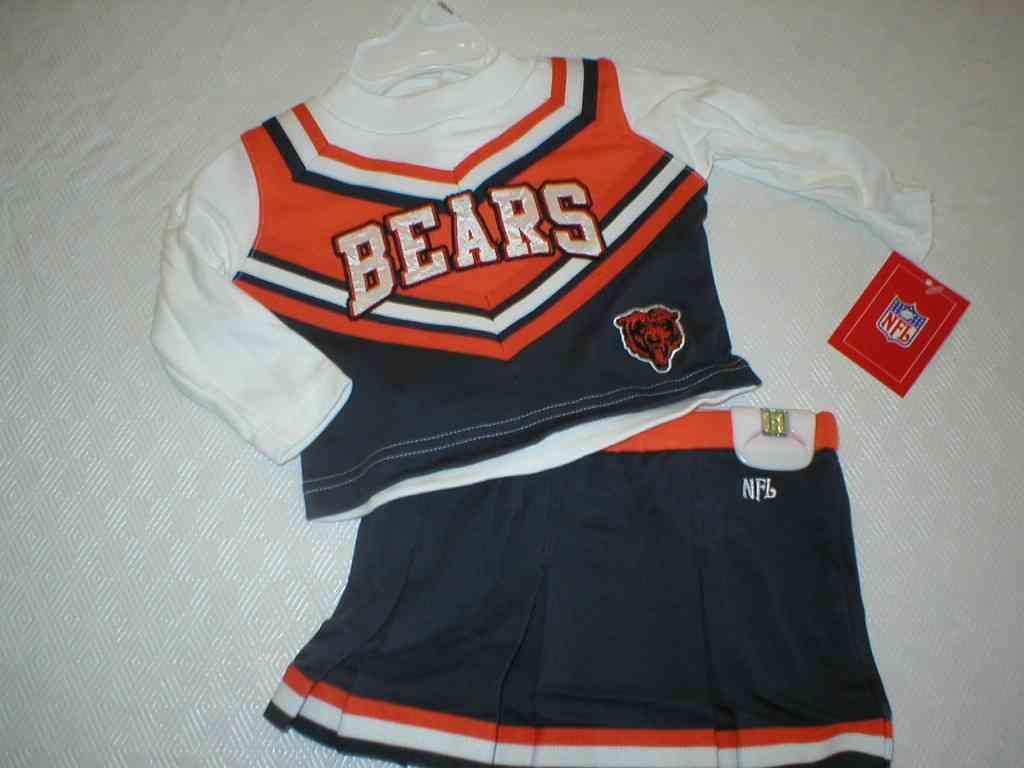 watch 272ef 506e2 Chicago Bears Cheerleader Costume | Best Cheerleader Costume ...