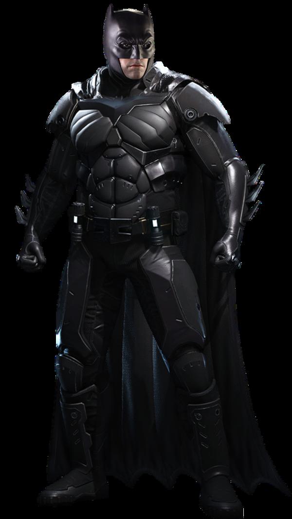 Batman Ben Affleck Injustice 2 Suit By Gasa979 Batman Armor Batman Concept Batman