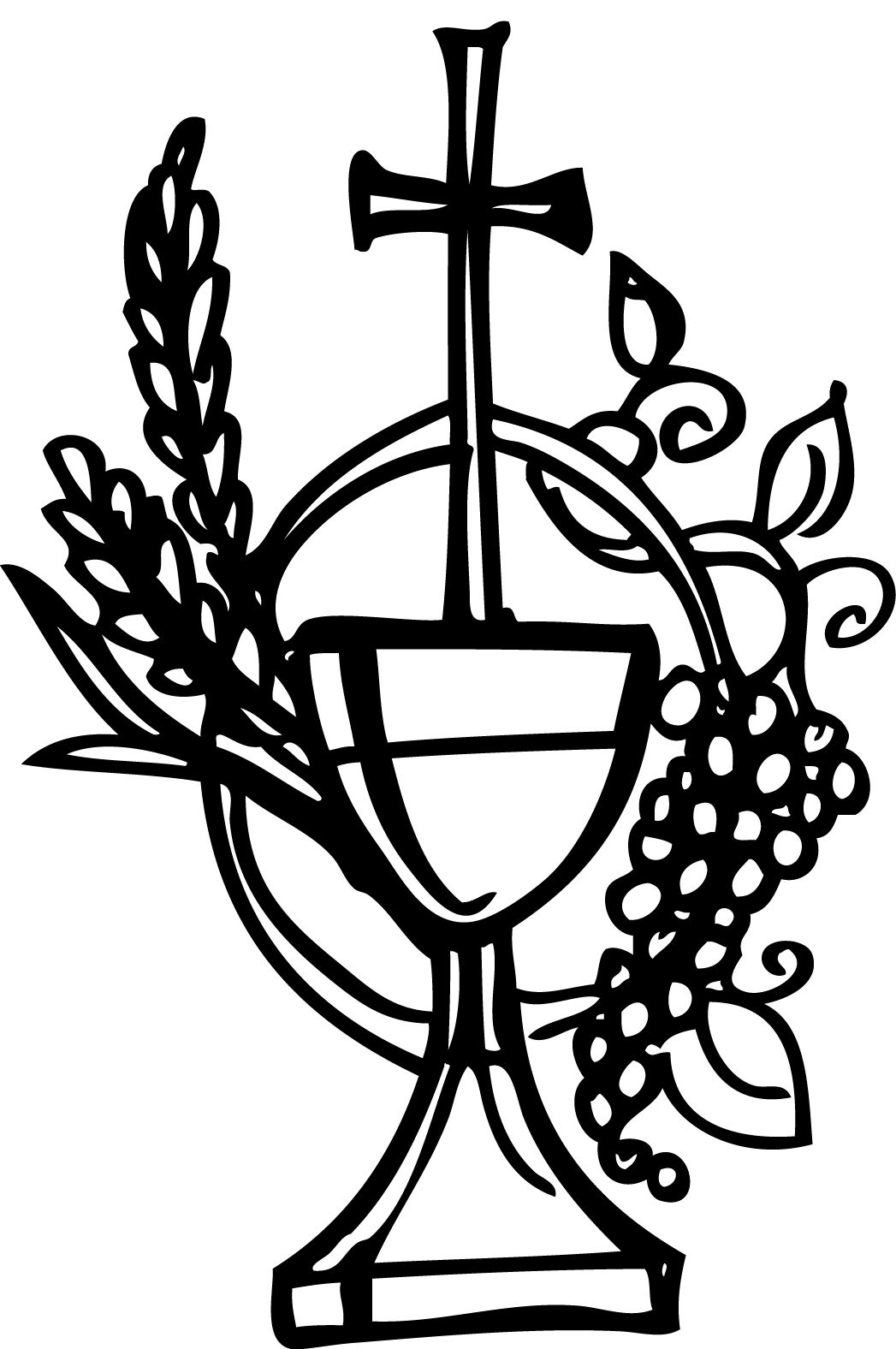 chalice clipart cliparts co communion and advent pinterest rh pinterest com communion chalice clipart chalice clipart black and white