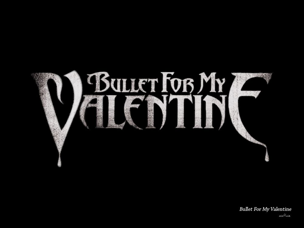 Bfmv Logo Bullet For My Valentine Band Wallpapers Valentines Wallpaper