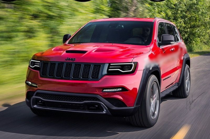 2016 Jeep Grand Cherokee Srt Hellcat Rumors Price Motor Auto S