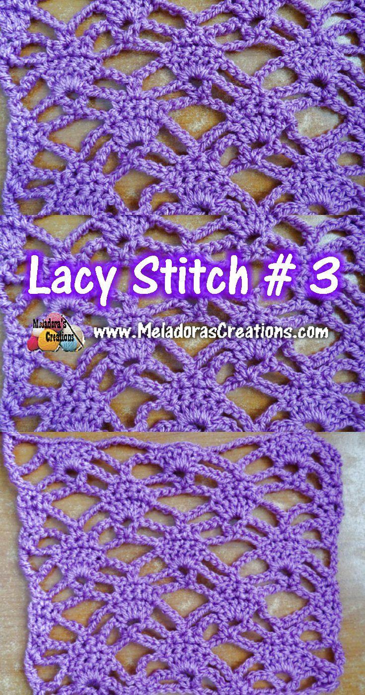 Pin de Rose Brown en Crochet Stitches | Pinterest