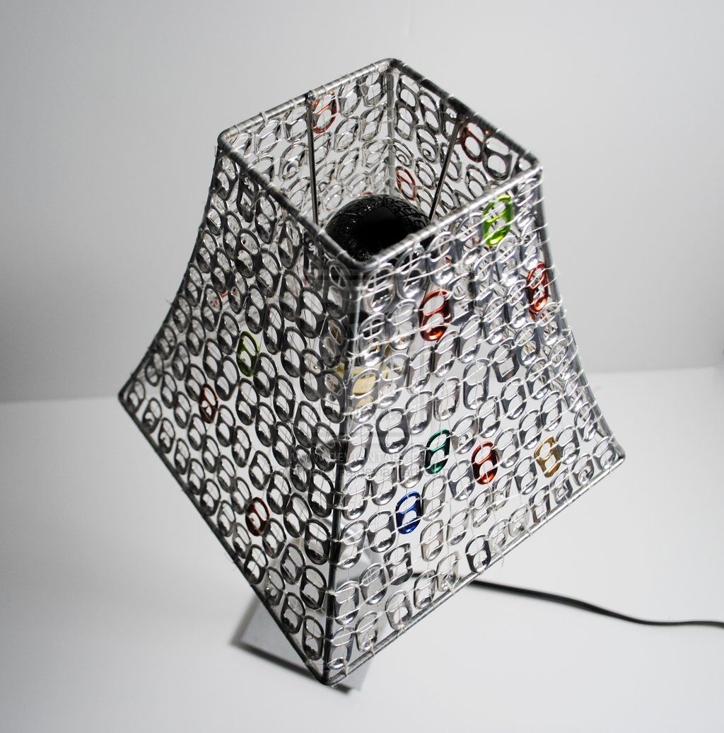 Soda pop tabs crafts - Pop Can Tabs By Thereysa Deviantart Com On Deviantart I Need This