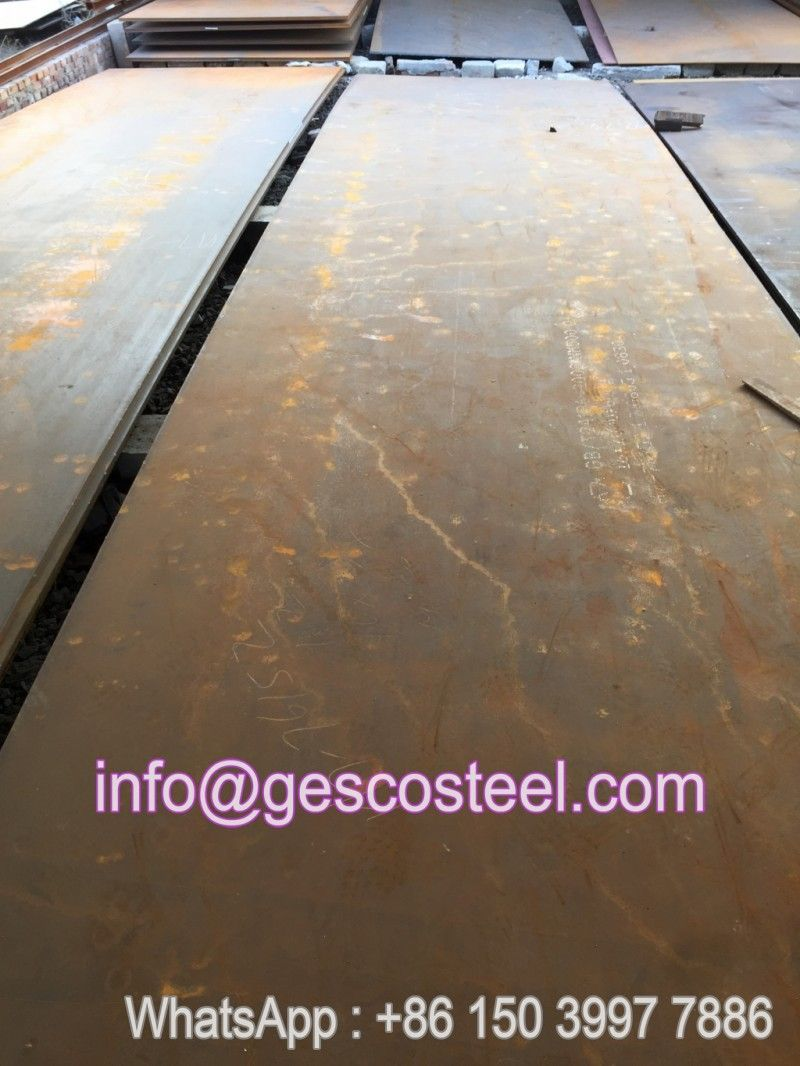 S355j2wp Steel Structural Carbon Steel Plate Stock S355j2wp Steel Price Of Sg295 Plate Q245r Q345r Steel Stock 16mo3 A Steel Stock Steel Plate Corten Steel