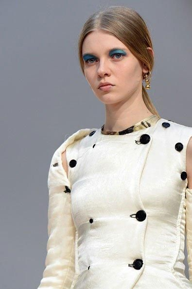 The best fall 2015 statement eye–as seen on the runways at Céline