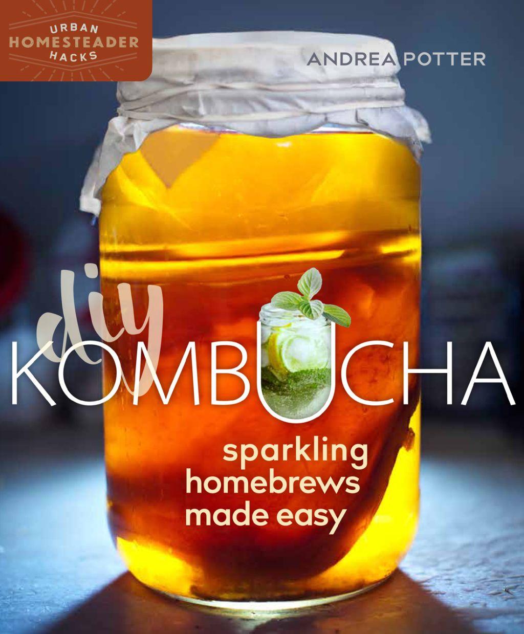 Diy Kombucha Ebook Diy Kombucha Home Brewing Kombucha