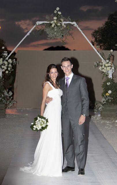 almudena cid | novias famosas | pinterest | wedding dresses, manuel