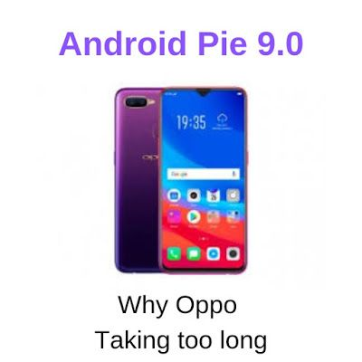 Oppo f9 android pie update date
