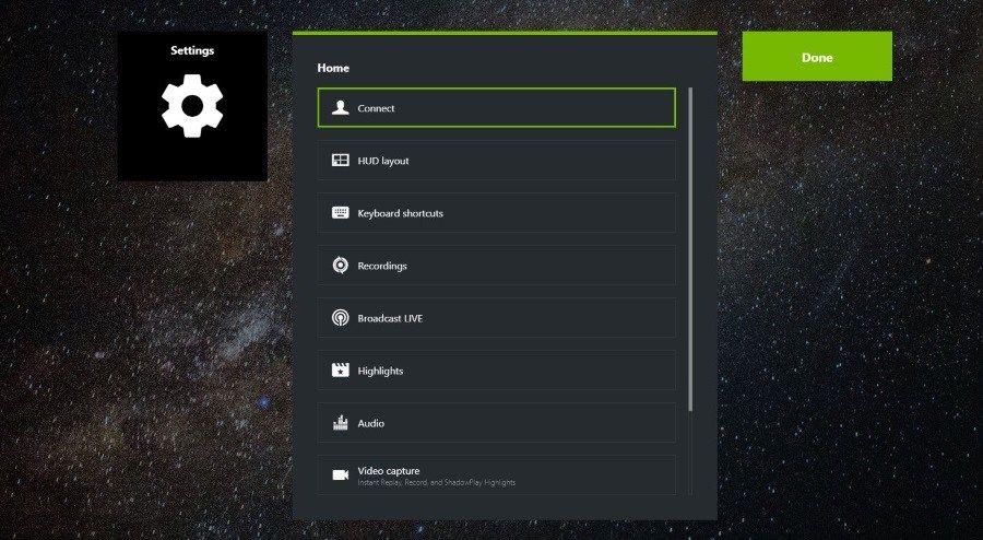 How To use Nvidia ShadowPlay to Record Games Nvidia