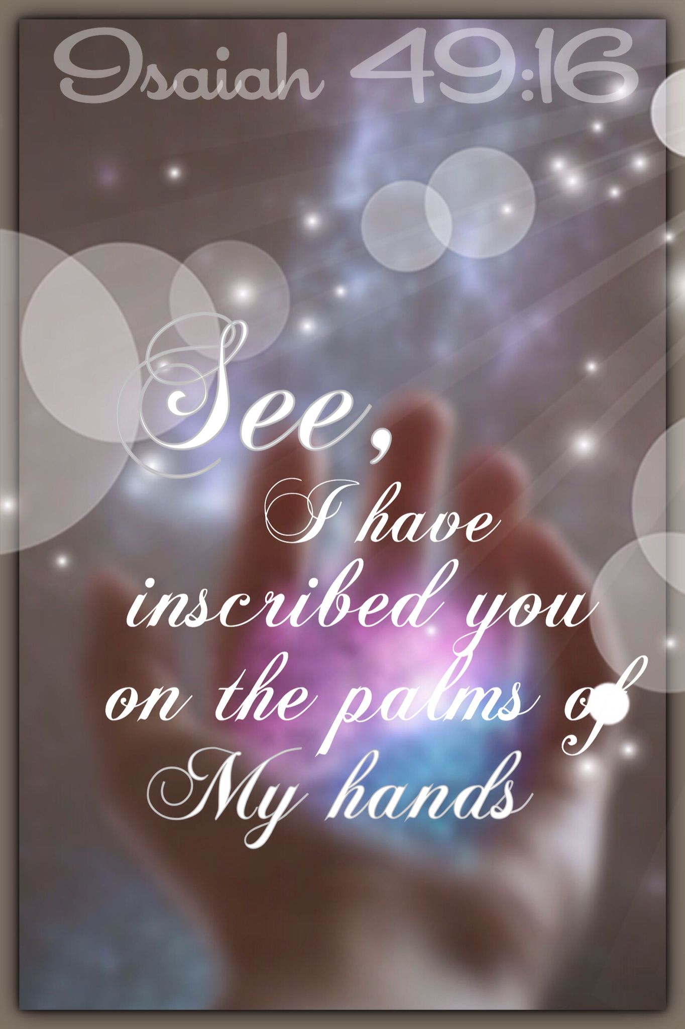 Agape Love Quotes God Loves You So Much That He Has Engraved You On The Palms Of