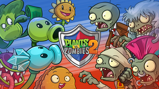 download game plants vs zombie 2 mod unlimited
