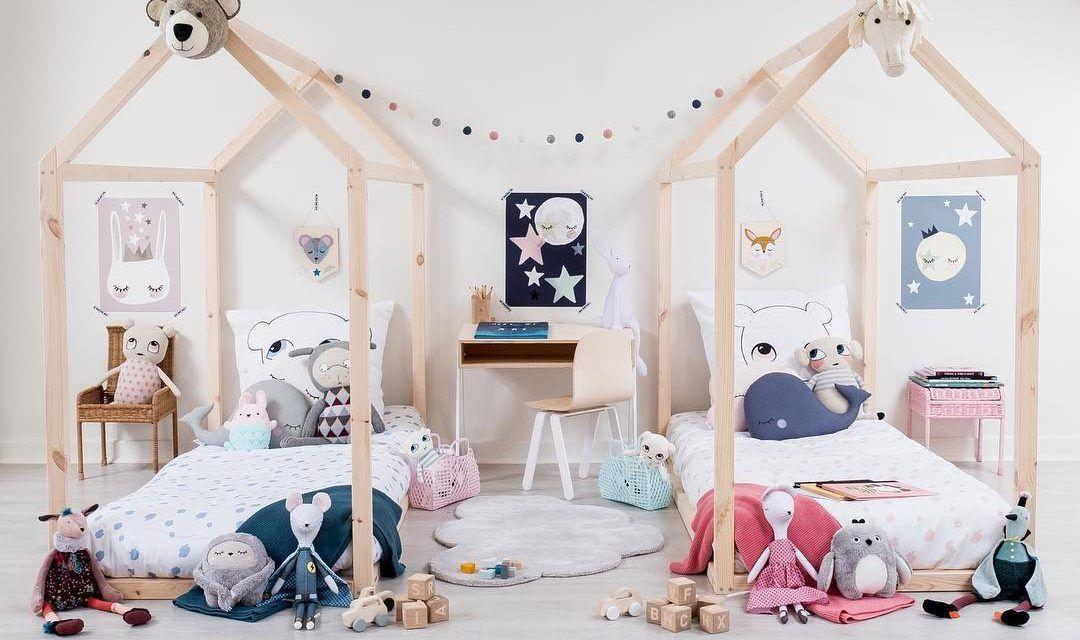 The Prettiest Shared Rooms For Girls Gedeelde Slaapkamer Meisjes