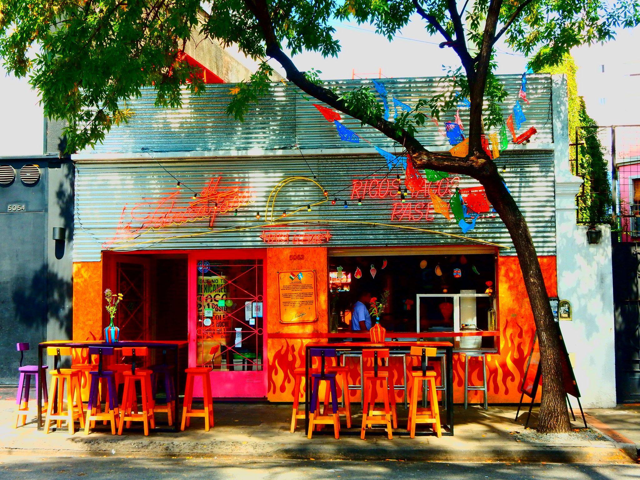 La Fabrica Del Taco Palermo Soho Buenos Aires Mexico Paraguay Food House Styles