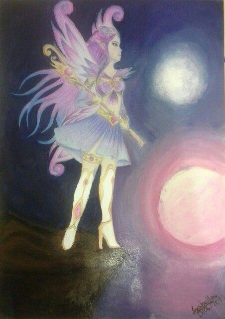 Fada da lua e do sol