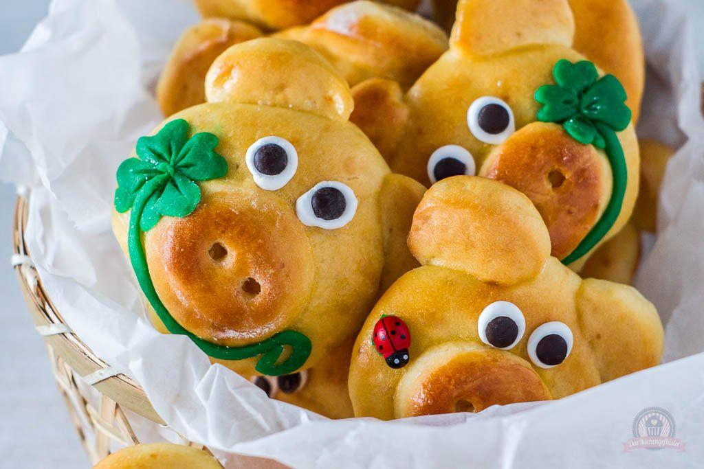 Glücksschweinchen - Das Küchengeflüster