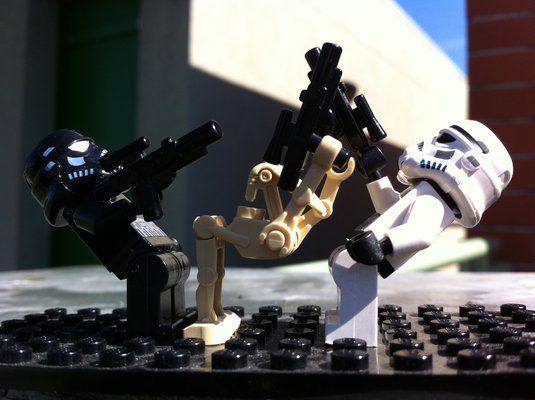 Starwars Lego Art   Legos   Pinterest   Starwars lego, Starwars and ...