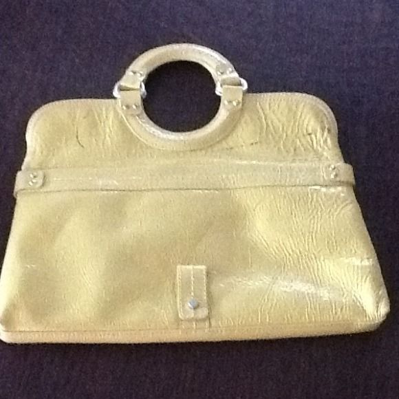 Sigrid Olsen ,Yellow bright clutch   Sigrid olsen, Yellow clutch and ... 3e60b89a79