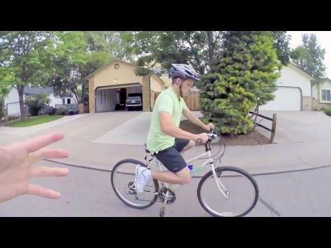 Learn How To Ride A Bicycle In 5 Minutes Youtube Bike Ride
