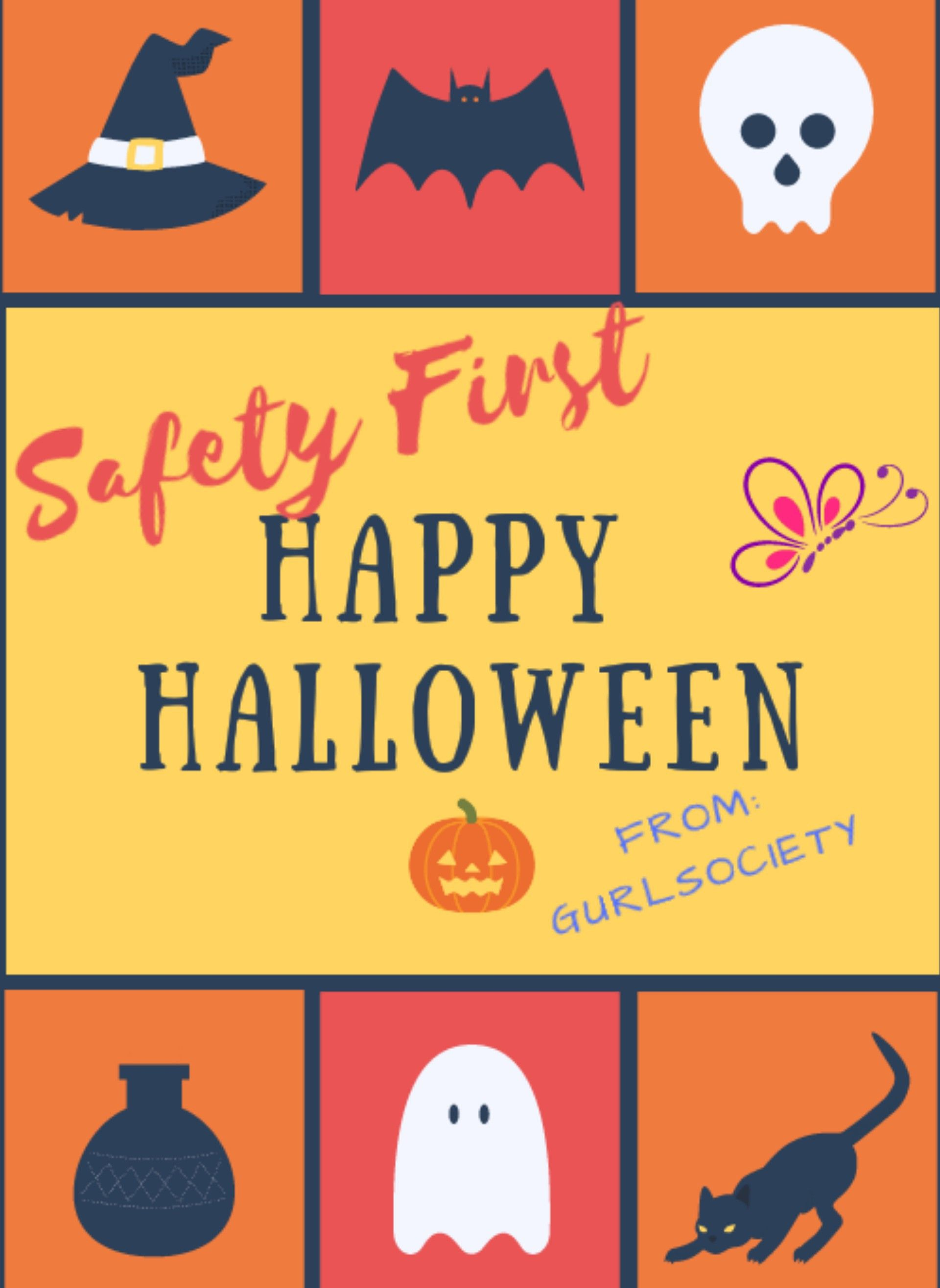 Halloween Safety Tips For Kids Buddy System Never Trick