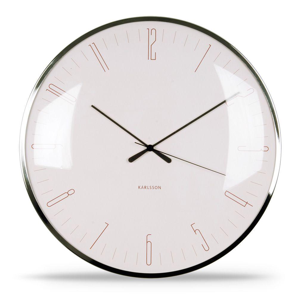 Karlsson Uhren besondere designuhr in rosa dragonfly karlsson uhren