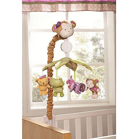 Kidsline Blossom Tails Musical Mobile 60 Avalynn Belle