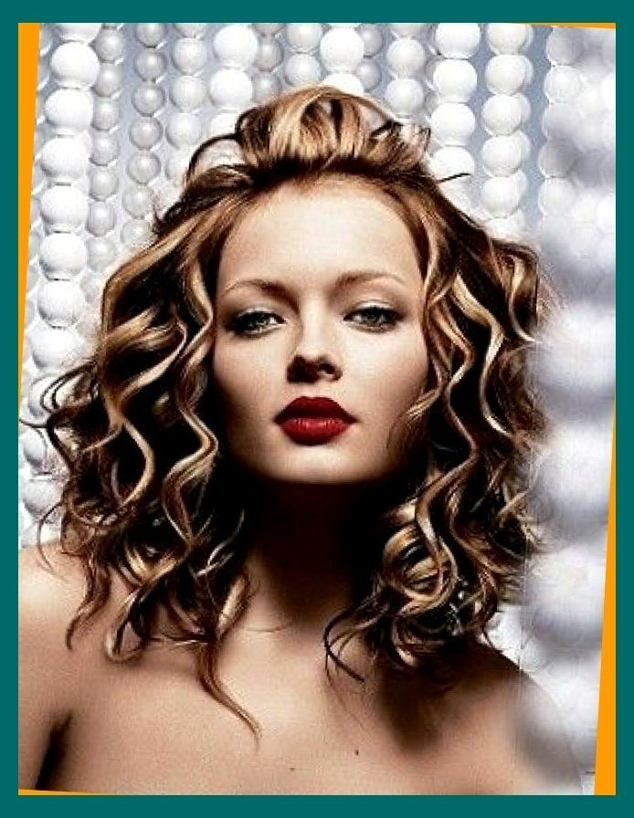 Perm On Pinterest Loose Spiral Perm Perms And Big Curl ...