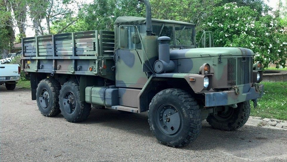 1993 Am General Us Army M35a3 Deuce Half Military Vehicles For