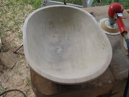 How To Make Your Own Dough Bowl Handmade Wooden Bowls Wood Bowls Carving Woodworking