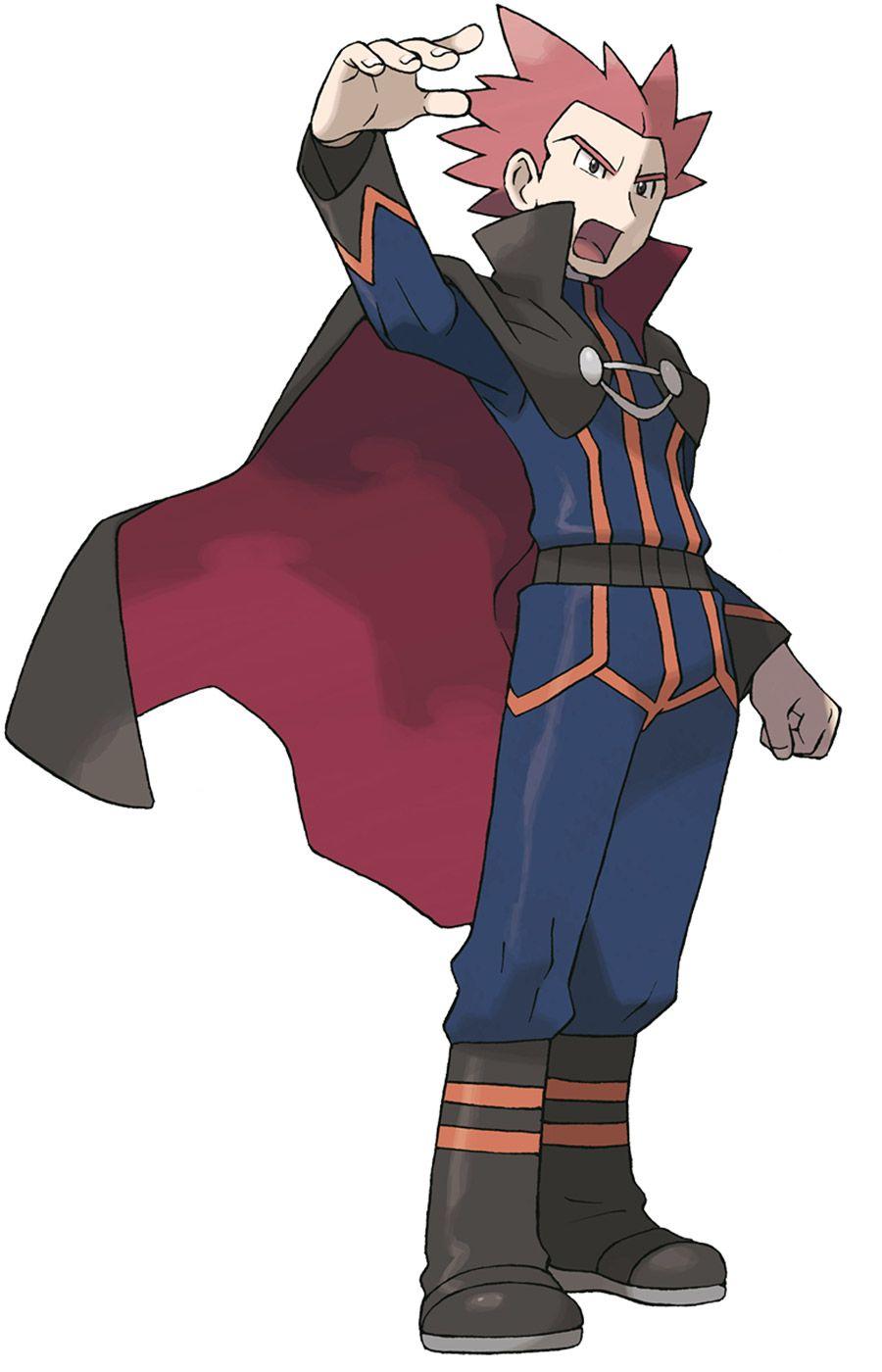 Lance Characters Art Pokemon Heartgold And Soulsilver Pokemon Dragon Pokemon Champions Pokemon Characters