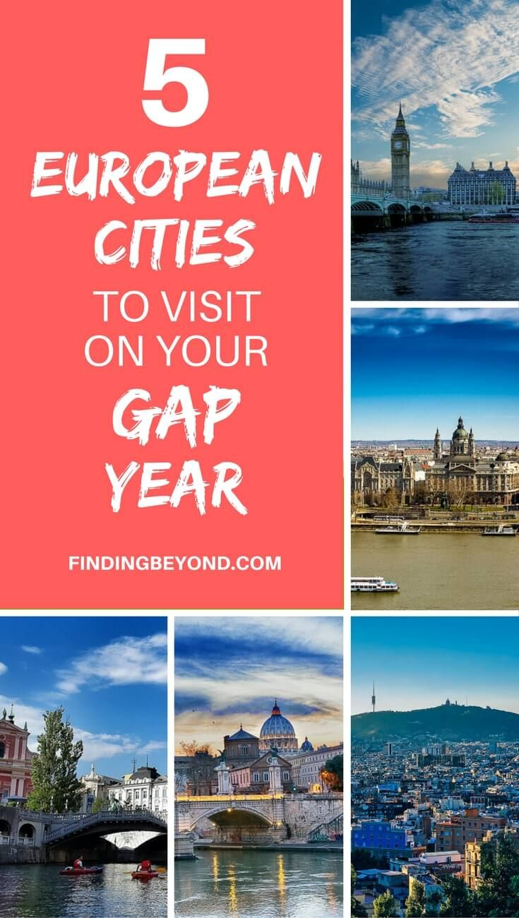 5 european cities to visit on your gap year backpacking europe 5 european cities to visit on your gap year sciox Gallery