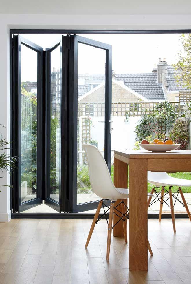Bifold Exterior Doors Doors Double Glazed Exterior