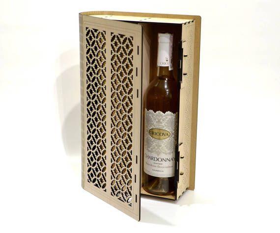 Wine Box Wood Wine Box Plywood Wine Box Vine Box Wine