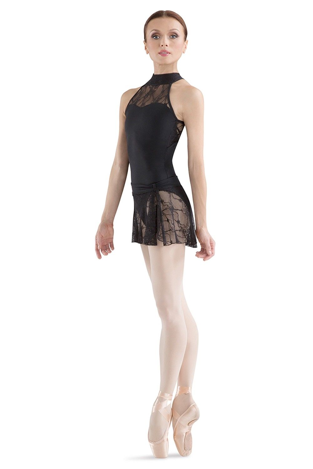 0ee5d3f514f4 L6040- Lace Bodice Halter Leotard - Women's Dancewear & Accessories - Bloch®  US Store