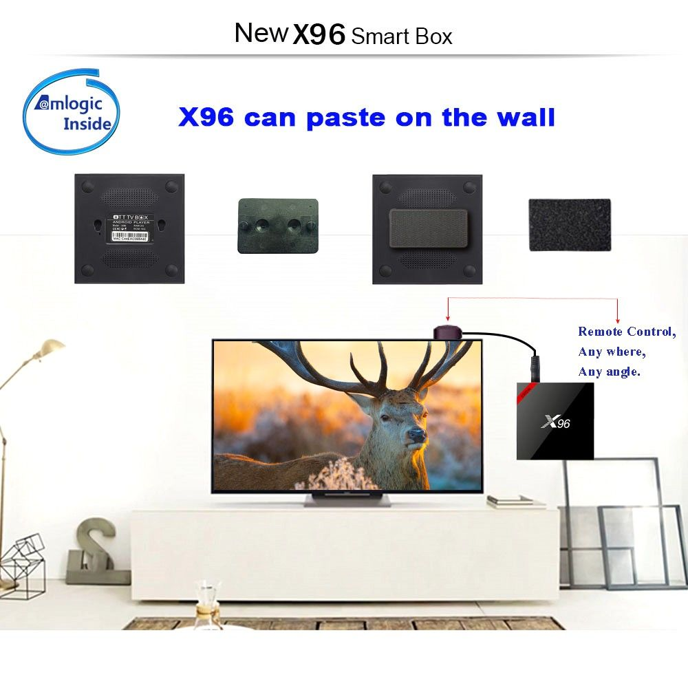 X96 Android 712 Tv Box Amlogic S905w 2gb 16gblimited Offer Online Get Cheap Aa Battery Tester Circuit Aliexpresscom Alibaba