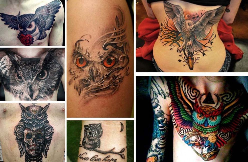 10 Unconventional Knowledge About Owl Tattoos With Clock