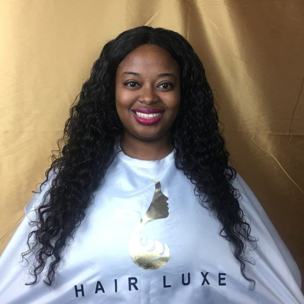 Brazilian Spanish Wave Red Sew In Weave Hairstyles Colored