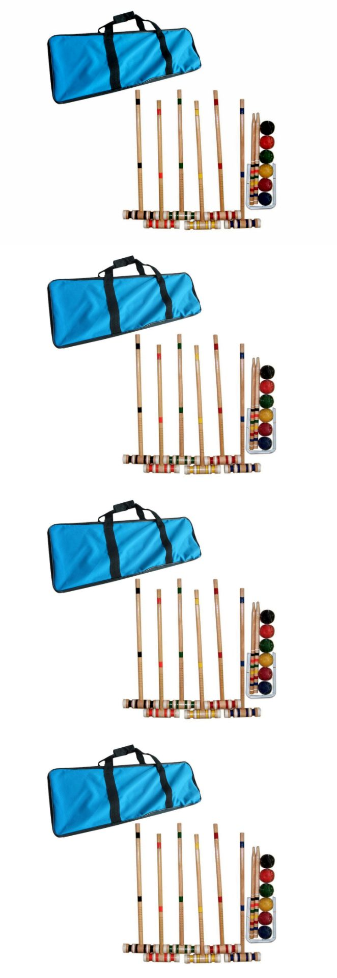 croquet 117210 croquet set for adults with carrying case croquet