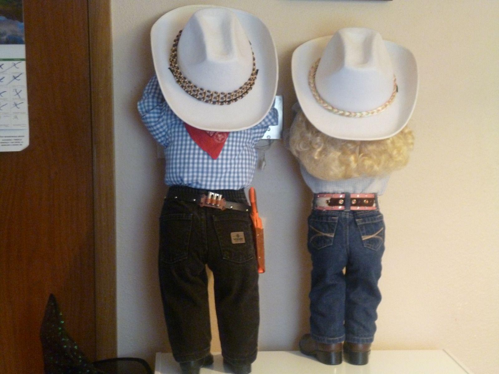 996efe4d3 Time out doll Roy and Dale -cowboy | dolls | Diy doll, Dolls, Cowboy ...