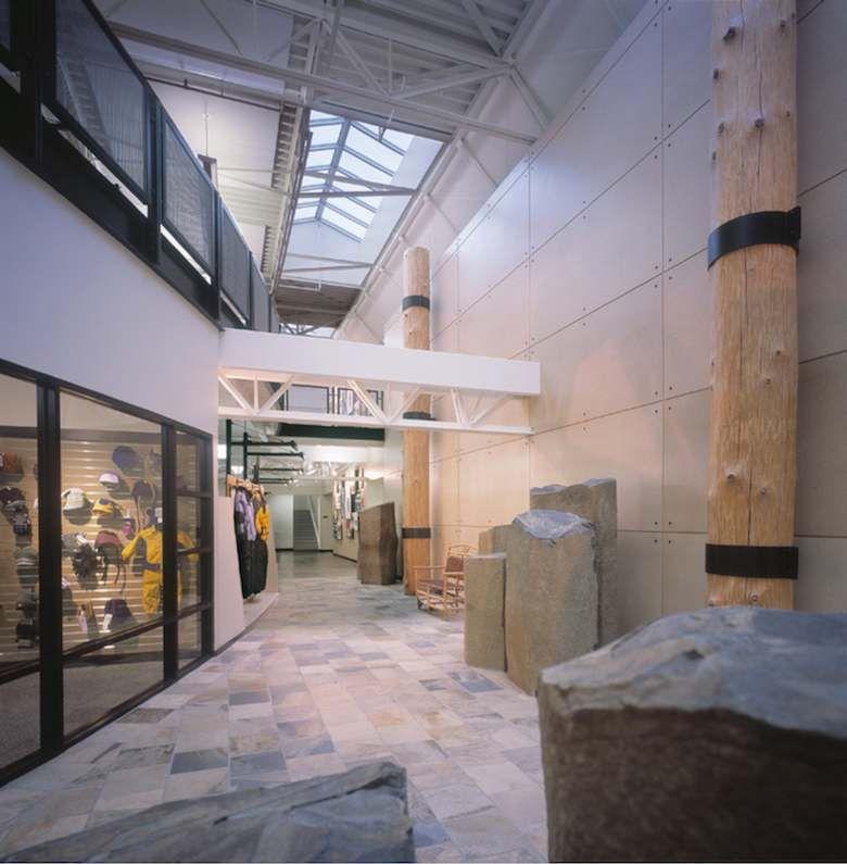 f4a577482a4 columbia sportswear headquarters | Workplace Design | Workplace ...