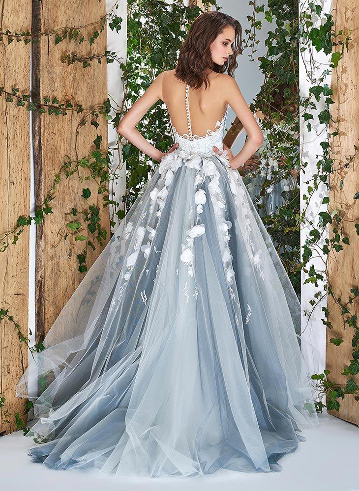 Wonderland European Wedding Dresses Collection - Papilio Boutique ...