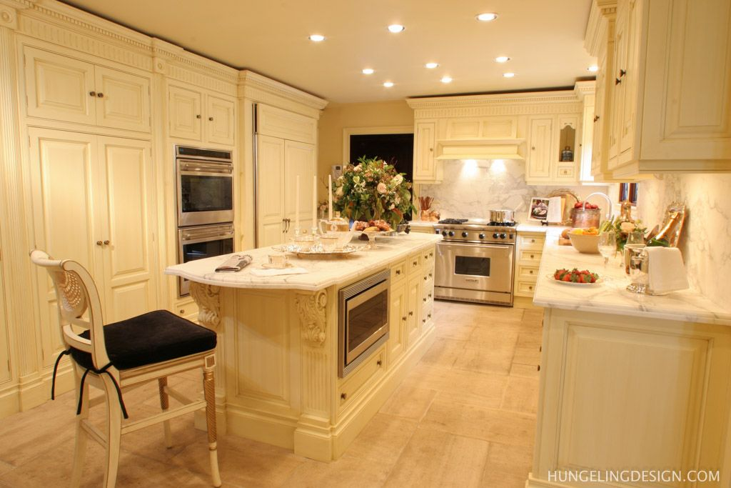luxury kitchen designer | hungeling design | clive christian