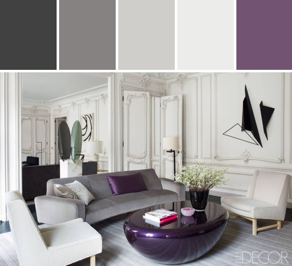 GLAMOROUS PARIS APARTMENT Designed By Lisa Perrone   Stylyze Creative Director via Stylyze