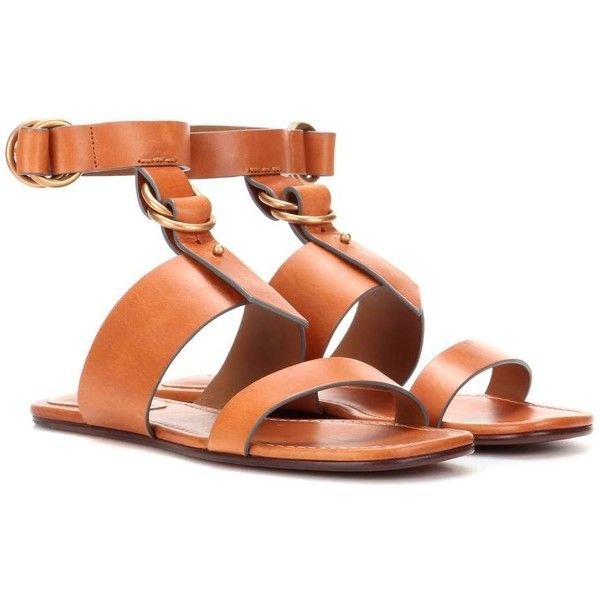 Leather Sandals Spring/summer Chlo GESD2eiXa