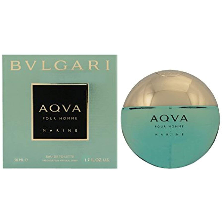 Bvlgari Aqva Pour Homme Marine Eau De Toilette Spray, 1.7