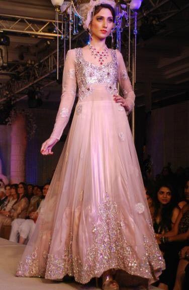 Pakistani Designer Honey Waqar Glam De India Fashion Indian
