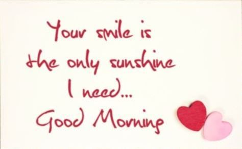 Good Morning Sweetheart Quotes Morning Love Quotes Good Morning Love Morning Message For Her